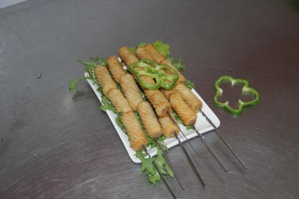 青岛户外烧烤菜谱-电话15965588889