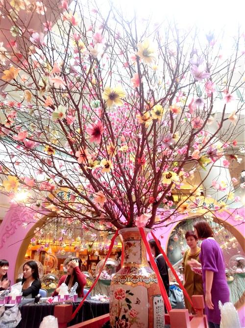 春节手工制作花