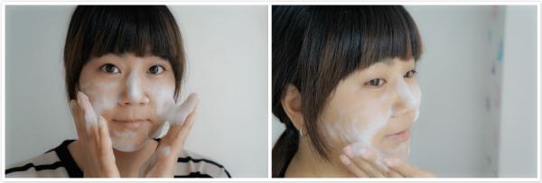 洗脸手法 视频 步骤
