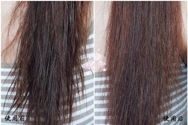 染烫过后的头发护理呀,大家都知道用弱酸性的比较温和.图片