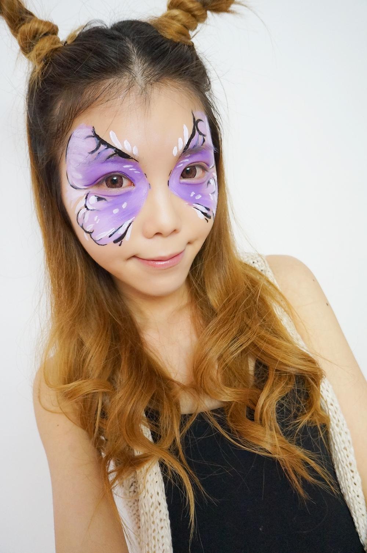 【美妆大赛】决赛帖——面部彩绘dream