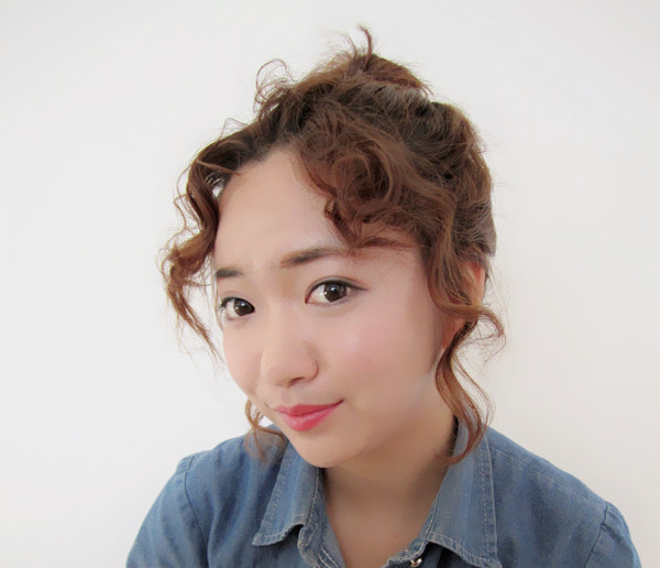 用一根筷子盘头发_用一根筷子盘头发分享展示