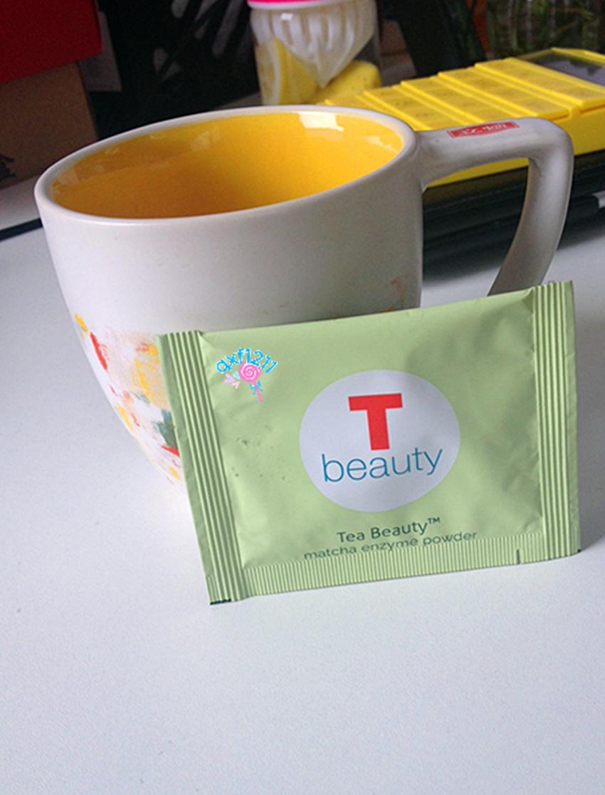 养颜抹茶酵素粉试用心得