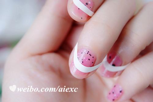 灵动指尖,六款花式美甲萌一夏