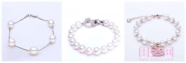 珍珠手链的搭配方法 - 晚九点 - 闺蜜网