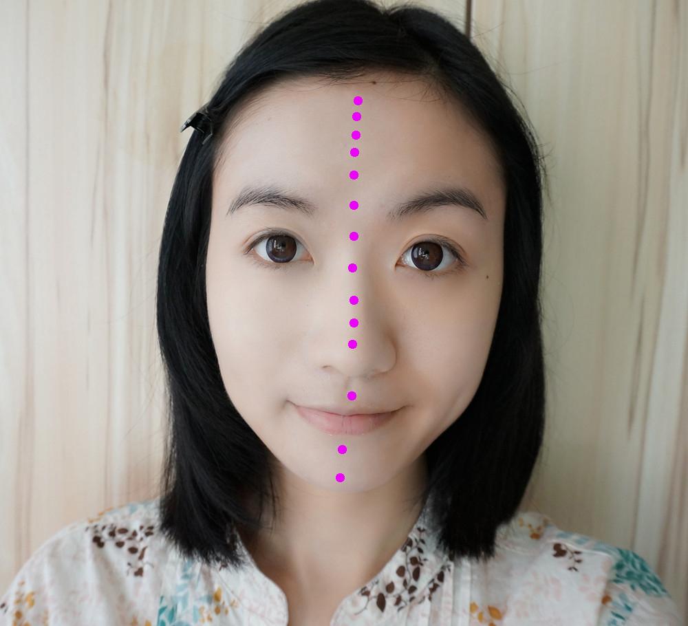 梦妆我们都爱的好闺蜜  使用梦妆多效bb霜的半边脸肤色自然透亮哦