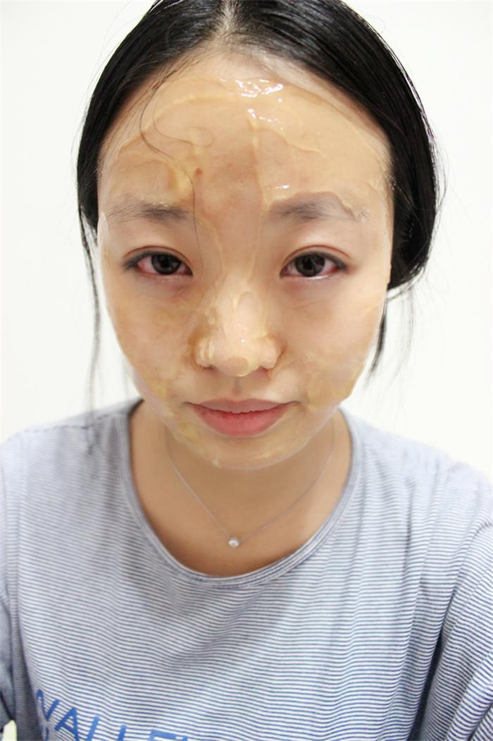【小夜】水润透亮素颜美肌——medion美迪恩碳酸面膜