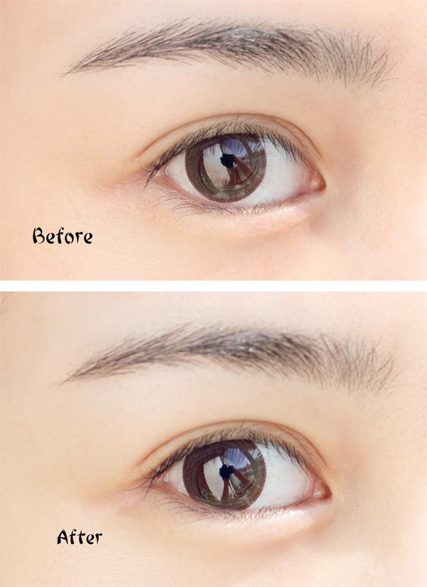 眼睛3d画步骤