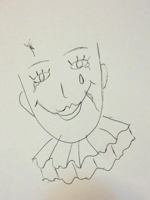 【玩色女王】【美妆大赛】万圣节恐怖小丑妆