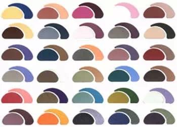 三色眼影的画法步骤�_三色眼影配色方案