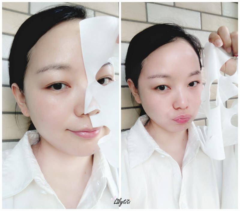 [lilytiti]水光肌面膜