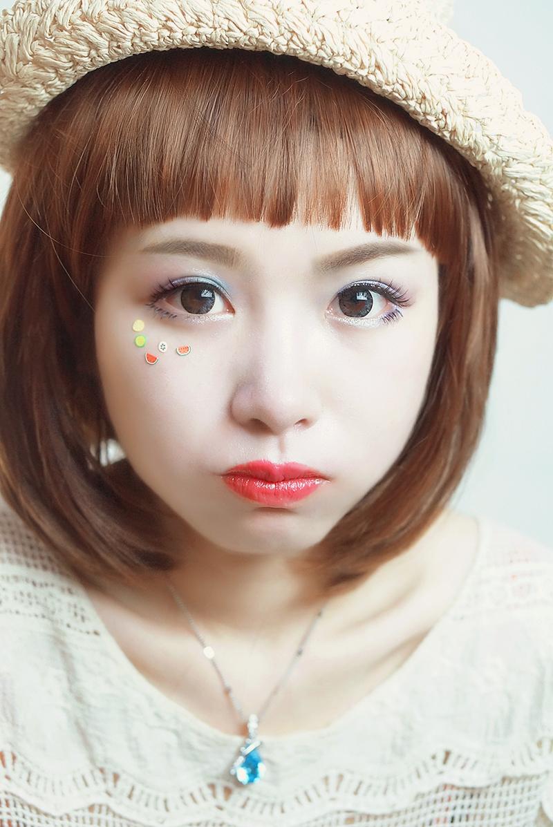 【美妆大赛童趣妆】大龄儿童の缤纷夏日水果派对彩妆
