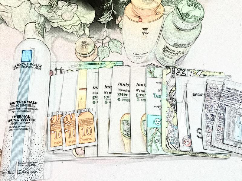 手绘空瓶子图片