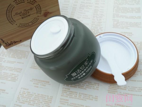 大咖咖 对膜法世家绿豆泥浆面膜的评价 膜法世家绿豆泥浆面膜