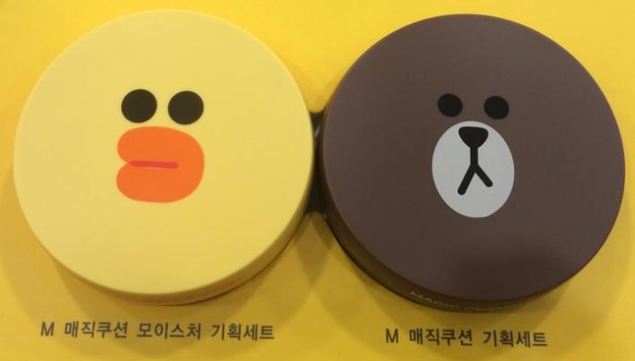 韩国missha的line friends~~!-晚九点-闺蜜网