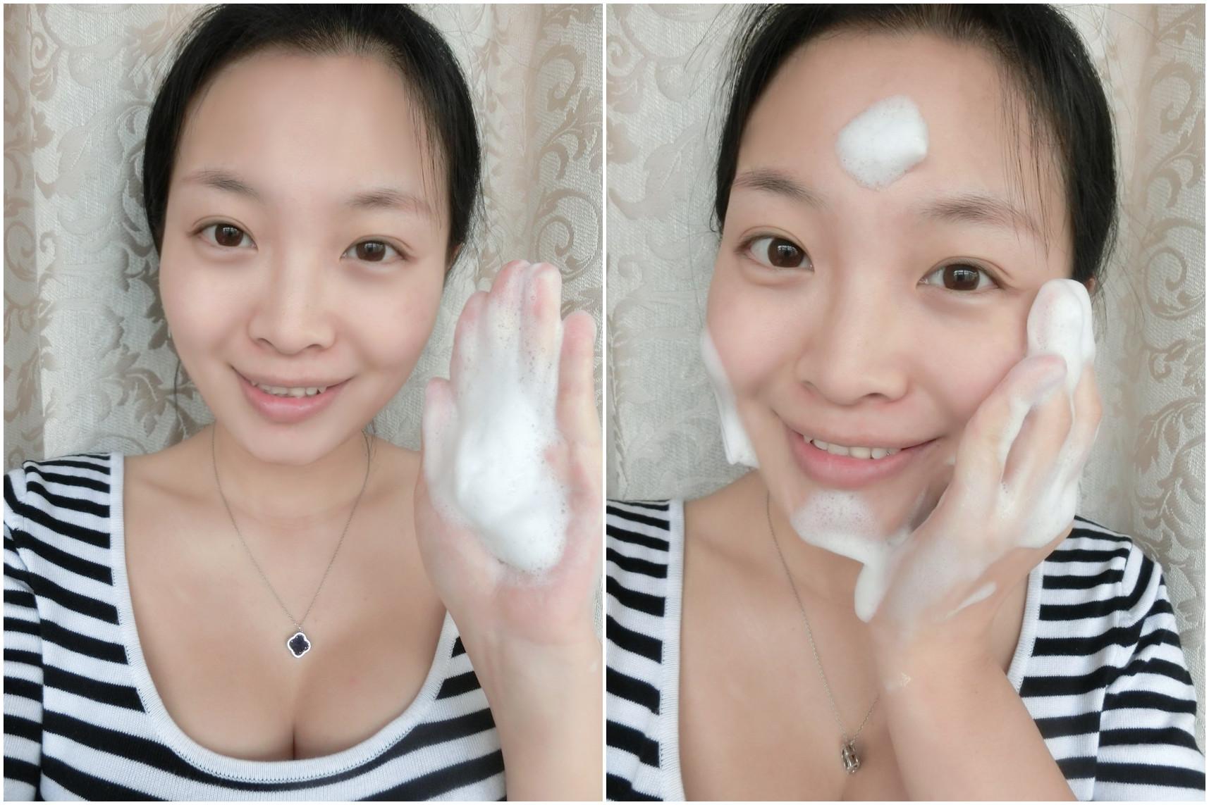 【亲亲新新】轻松洗出白皙水嫩素颜美肌