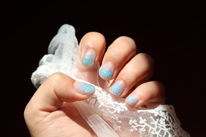 【miss candy】夏日清新系美甲 短指甲也有春天