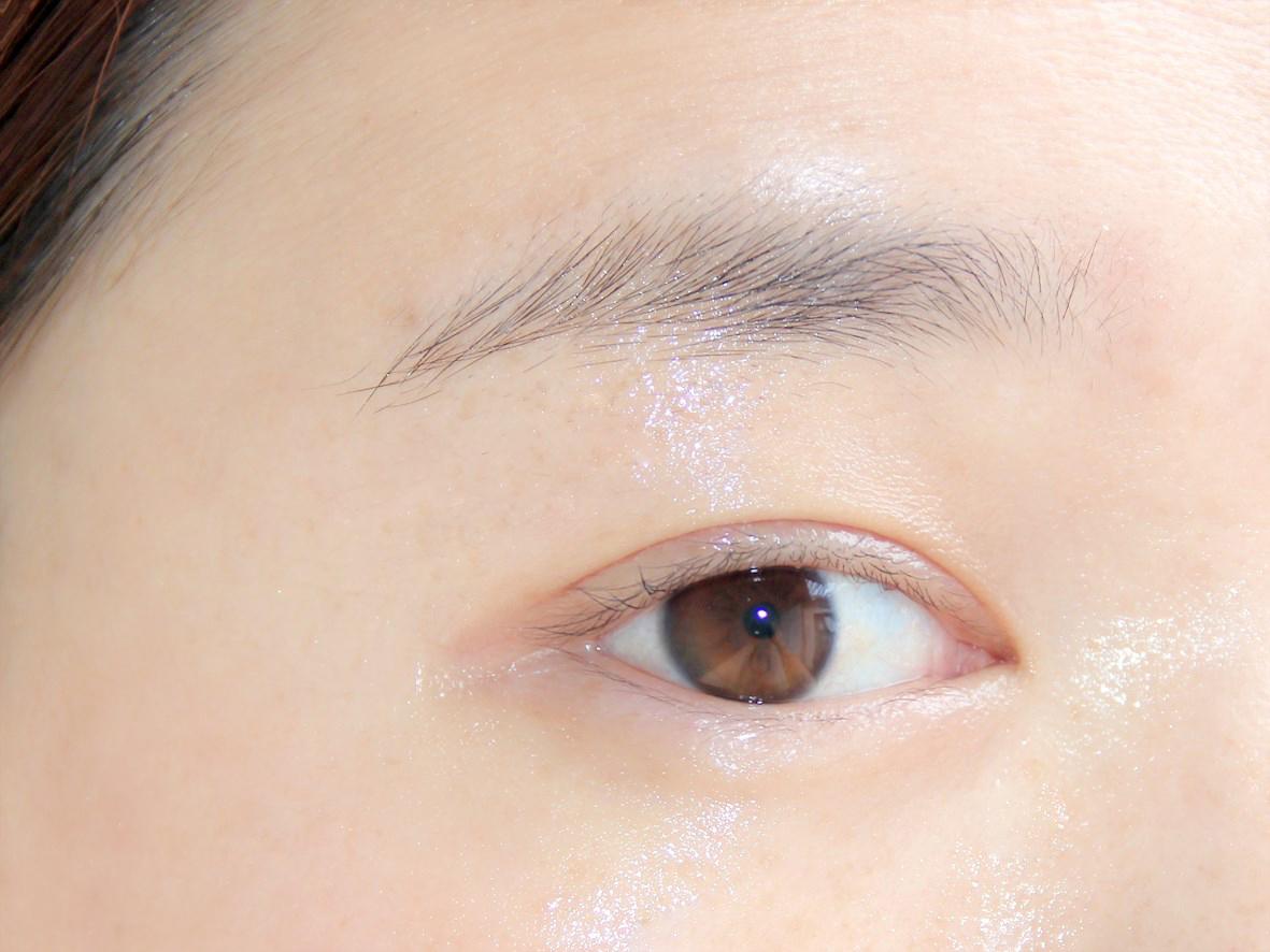 刚解下眼膜,眼部有许多精华.JPG