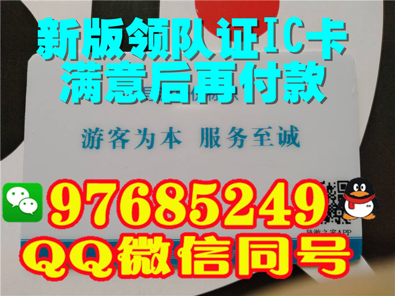 台湾领队证