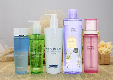 卸妆水、卸妆油、卸妆乳,哪种才适合自己?