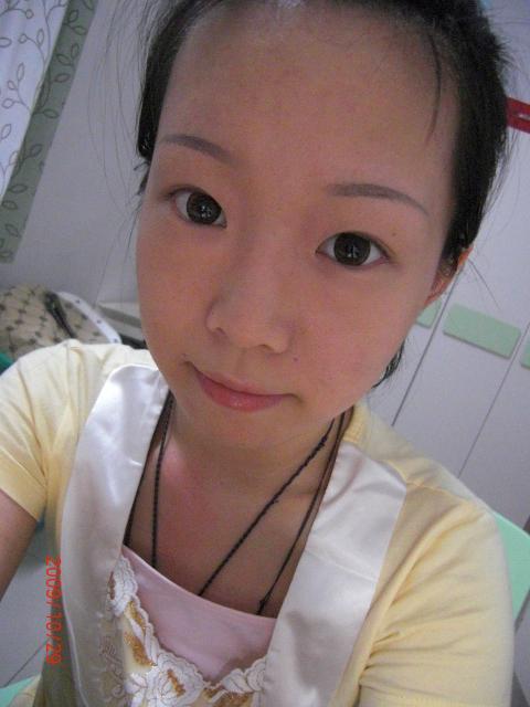 于大小姐ayu分享; 秋季轮廓底妆技巧大公开(2);