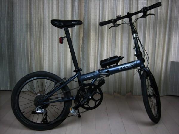 帮朋友转个美国大行牌折叠自行车