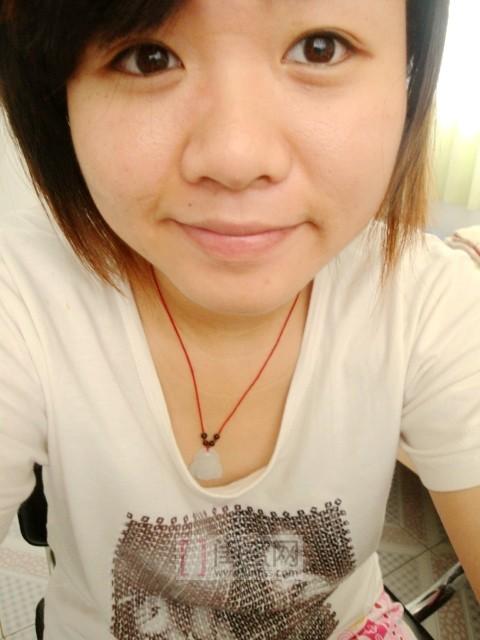smile - diy + 简单的妆后照 = 感谢【闺蜜】{ 炎炎夏日,你