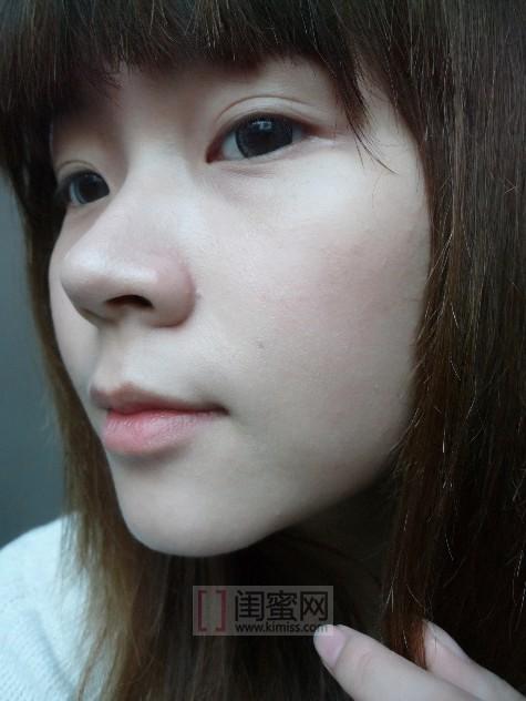韩国蓝光素颜霜