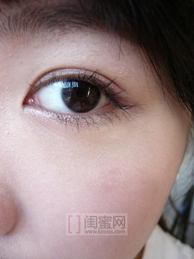 浓妆眼影的画法步骤图