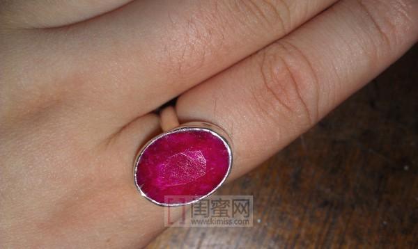 红花戒指怎么编