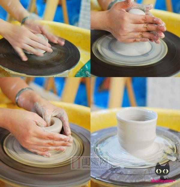陶泥图片步骤图片